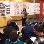 Jo-Anne Pringle Leads a Community consultation session in Marpole