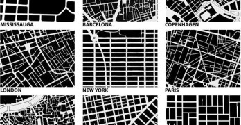 What is urban fabric?