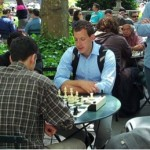 Bryant Park in NYC: public space collaboration
