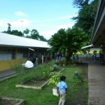 "Social development partnership in ""New Hope,"" Dominican Republic"