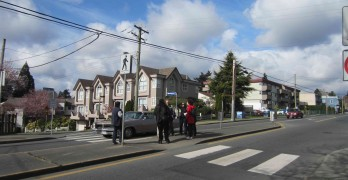 What an arterial means to neighbourhoods and pedestrians