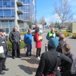 Jane's Walk – Downtown Places and Passages
