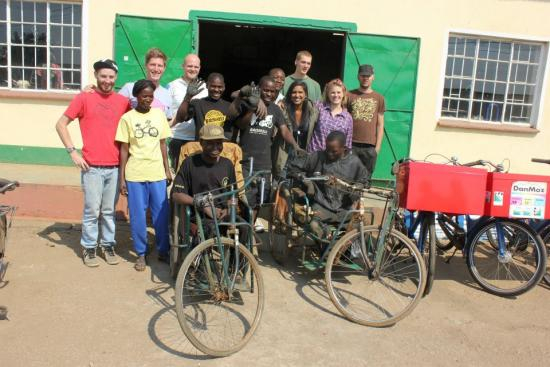 Turning bikes into livelihoods in Mozambique