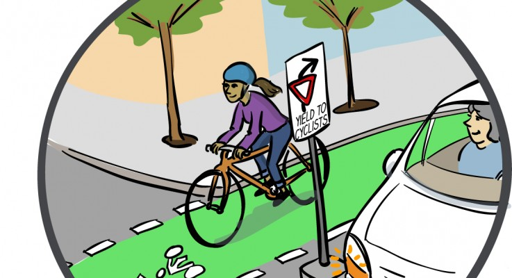 3 Steps to better bike lanes right now